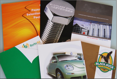 Corporate Marketing and Promotional Materials